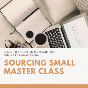 Sourcing Small Masterclass